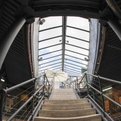 Museo del Cristallo Colle di Val d'Elsa Entrata