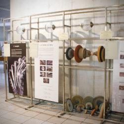 Museo del Cristallo Colle di Val d'Elsa Molatura